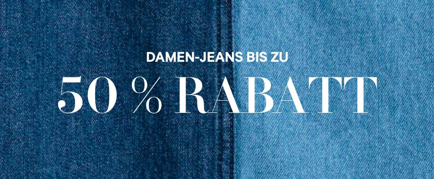 H&M: Bis zu -50% Rabatt für Damenjeans