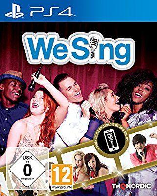 Amazon We Sing ps4