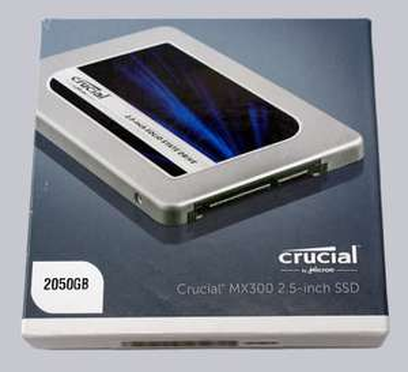 Ebay Crucial SSD MX300 2050GB 2TB Händler