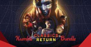 "Humble ""Classic Return"" Bundle ab 1€"