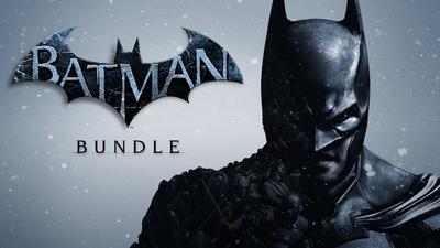 Batman Bundle @Fanatical ehemals @BundleStars
