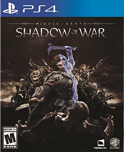 [Amazonco.uk] Middle-Earth: Shadow of War PS4 um € 26,65