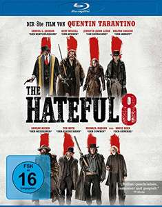 The Hateful 8 [Blu-ray] - Amazon Prime