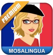 iOS / Android: Französisch Lernen: MosaLingua Premium, gratis