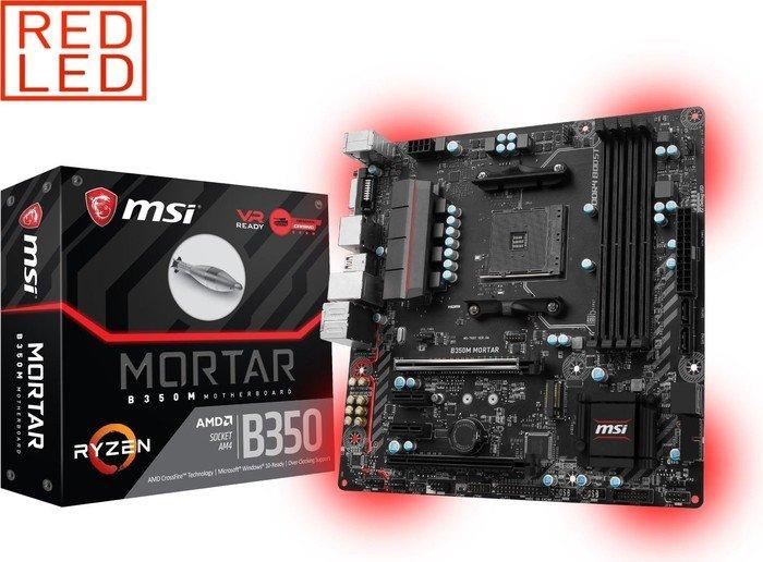 OTTO MSI B350M Mortar Mainboard (7A37-002R) auch für die neuen 2xxx Prozessoren