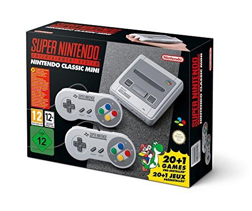 Nintendo Classic Mini SNES für 79,78€