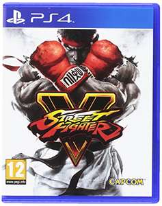 Street Fighter V (PlayStation 4) für 15,99€