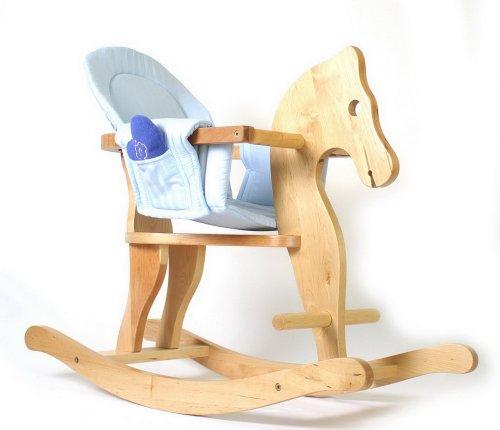 Für die Kids: Schaukelpferd mit Sitzeinhang