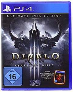 Amazon Diablo 3 Ultimate Evil Edition ps4