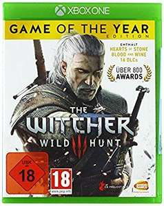Amazon The Witcher GOTY Xbox One