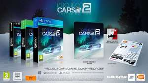 Amazon.it: Project Cars 2 - Limited Edition (PlayStation / Xbox One) für 34,38€