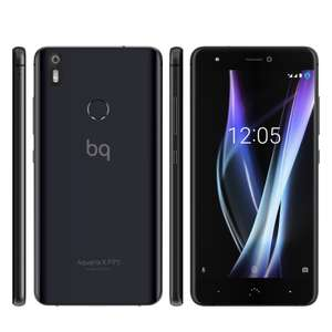 [amazon.de] BQ Aquaris X Pro 4GB/128GB midnight black