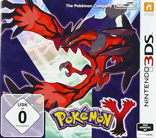 (Nintendo 3DS) Pokémon Y