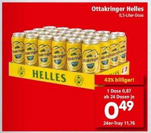 INTERSPAR Ottakringer Helles am Mi 28.2.
