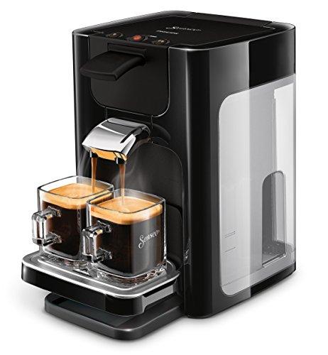 Philips Senseo Quadrante HD7865/60 Kaffeepadmaschine (XL-Wassertank)