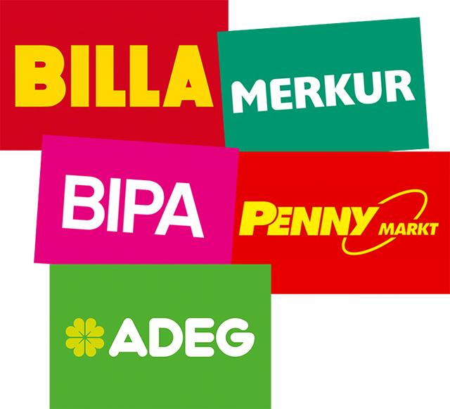 Maxima.at: 1+1 Gratis Gutscheine für Adeg, Billa, Bipa, Merkur & Penny