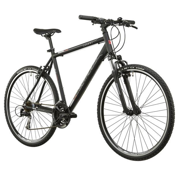 Serious Cedar Herren Schwarz Matt - Herren Fahrrad im Sale