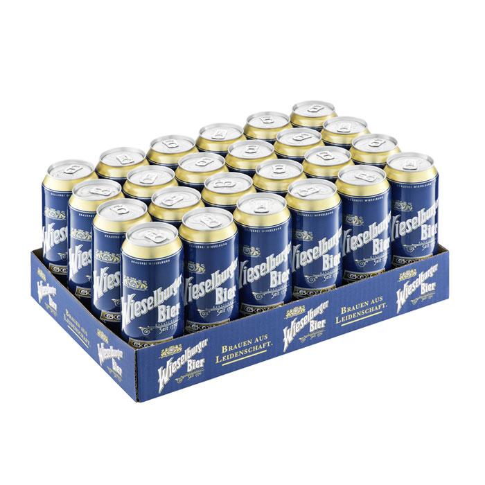 [Penny] 24x Wieselburger Bier für 12,96 € - 54c / Dose - ab 1.3.2018