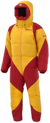(-10° Tipp) Marmot 8000M Suit - Kälte war gestern - DHL Kostüm heute