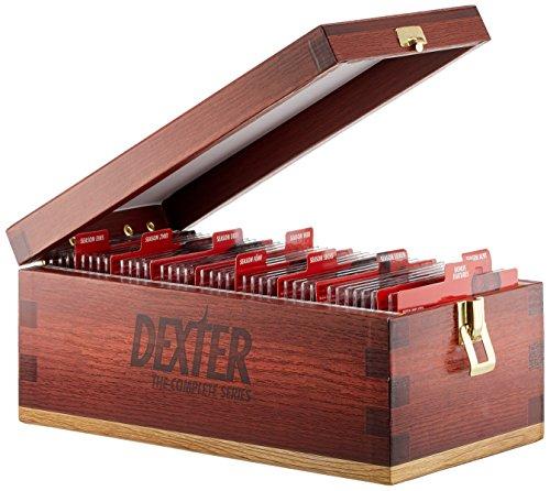Dexter - Die komplette Serie in Bloodslide Box (Blu-ray) für 85€ statt 119,99€