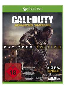 [Gamestop] Call of Duty: Advanced Warfare - Day Zero Edition (Xbox One)