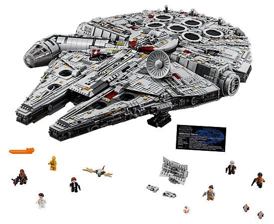 LEGO 75192 - Millennium Falcon