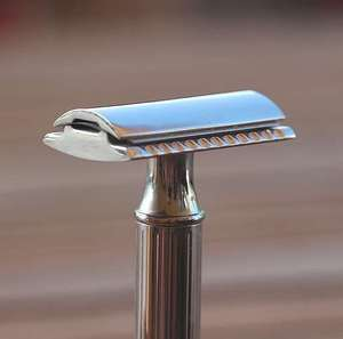 (Tipp) Hobel-Rasierer - nobel und günstig rasieren - jährlich hunderte Euro sparen
