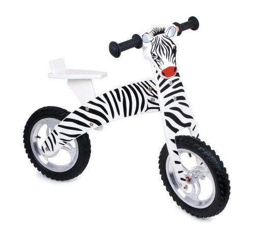 Für die Kids: Small Foot Company Holzlaufrad Zebra