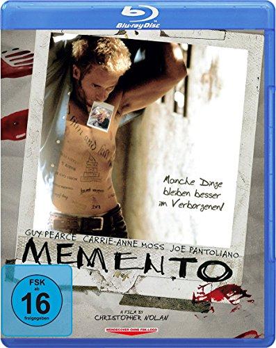 Memento [Blu-ray] für 4,99 EUR