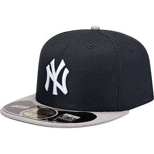 NEW ERA NY YANKEES - CAP SCHWARZ/WEISS