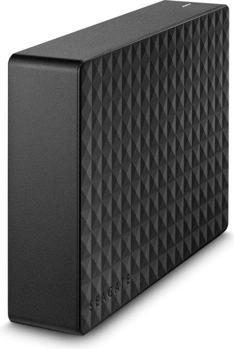 MediaMarkt SEAGATE Festplatte extern Expansion Desktop inkl. +Rescue Data Recovery Services 4TB, schwarz bis 31.3.