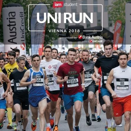iamstudent Vienna UNI-RUN presented by Bank Austria: 20% Rabatt auf die Startgebühr
