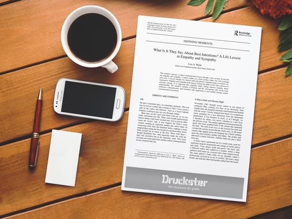 Gratis Drucken in Wien für Studenten (Druckster)