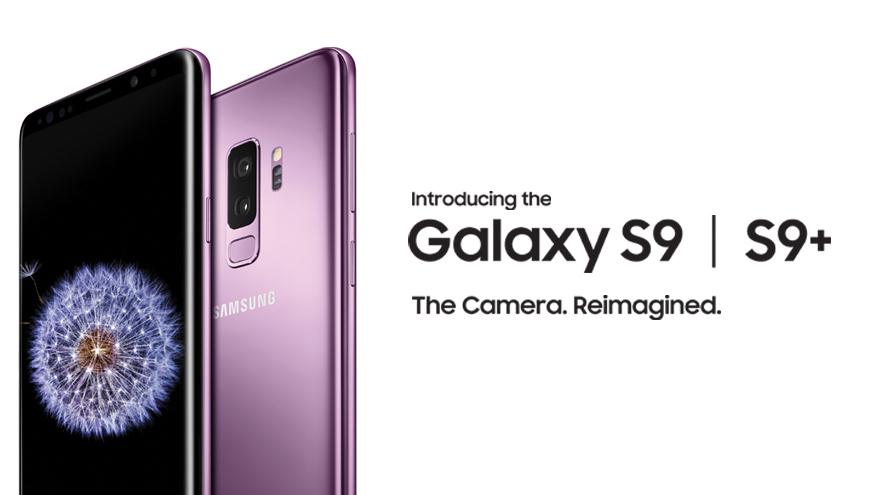 """[Universal.at] Samsung Galaxy S9 um 764€ und S9+ um 854€ vorbestellen, inkl. 3 Jahre """"Universal Garantie"""""""