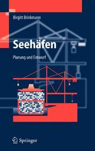 [Amazon] Abendlektüre - Seehäfen: Planung und Entwurf Kindle Edition for free