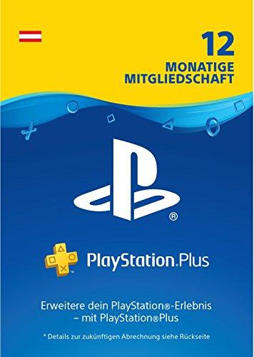Amazon.de: 12 Monate Playstation Plus um 44,90€