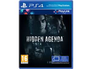 [Saturn.at] [PS4] Hidden Agenda für €11,- ohne VSK