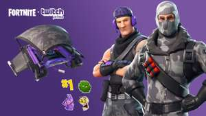 Fortnite Battle Royal - Exklusives Twitch Prime Paket GRATIS (PS4, Xbox One und PC)