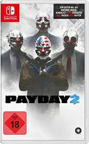 Nintendo Switch - Payday 2