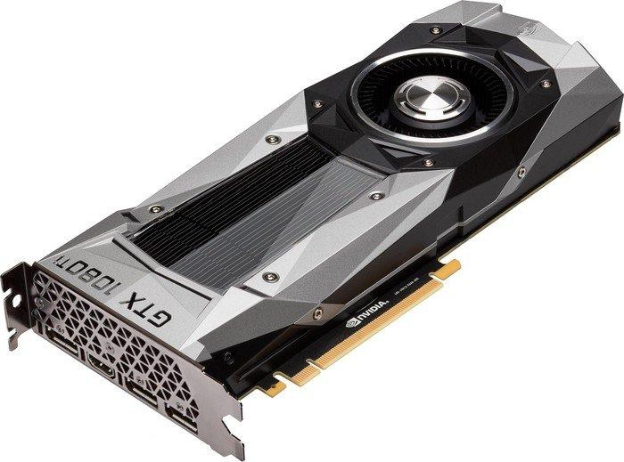 NVIDIA GeForce GTX 1080 Ti Founders Edition für 769€