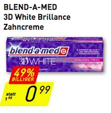 [Penny] blend-a-med 3D White Zahncreme 75ml