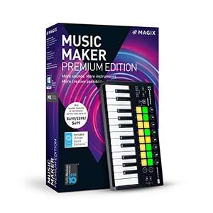 Music Maker Performer Edition (inkl. novation Launchkey Mini)