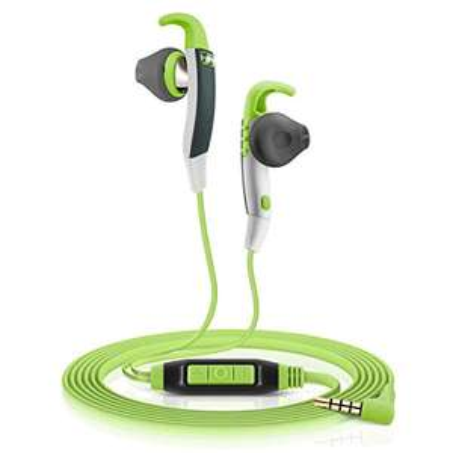 Amazon Sennheiser MX 686G In-Ear-Sportkopfhörer - Galaxy, grün/schwarz 34,99 Euro