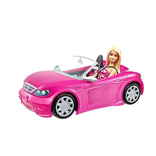 Preisjäger Kids: Mattel Barbie mit Glam Cabrio