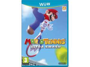 Mario Tennis Ultra Smash (Wii U) für 8€