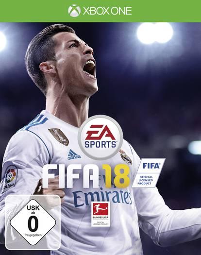 [getgoods.com/amazon.de] Fifa 18 (Xbox One)