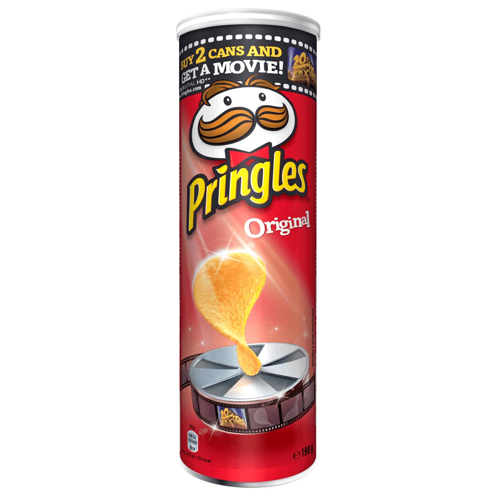 [Marktguru - 1x einlösbar]Pringles