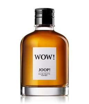 JOOP! WOW! Eau de Toilette für Herren 60 ml + 10ml GRATIS Travel Spray