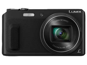[Mediamarkt.at] PANASONIC LUMIX Digitalkamera DMC-TZ58 für €127,- ohne VSK