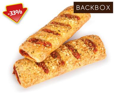 HOFER Pizzaweckerl vegetarisch 12.3. bis 14.3.